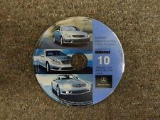 2004 Mercedes Benz COMAND Digital Road Map Canada CD# 10 FACTORY OEM