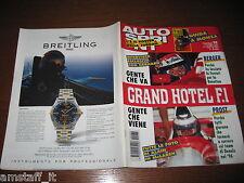 AUTOSPRINT 1995/36=GUIDA GP MONZA F.1=RALLY DEL MOBILE=FIAT BRAVO E BRAVA=