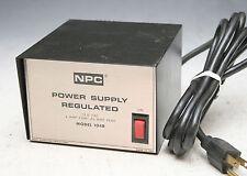 Thompson (Astron) NPC Power Supply Regulated 13.6 VDC 4 AMP Cont./6 Amp Peak