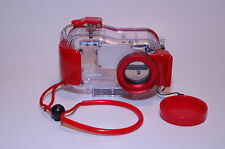 OLYMPUS PT-016 UNDERWATER HOUSING F/ 300, 400 & 410 DIGITAL CAMERA