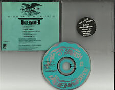MARY'S DANISH Underwater UNRELEASE & ACOUSTIC PROMO DJ CD red hot chili peppers