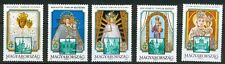HUNGARY - 1991.Madonna and Child in Hung.Shrines(Art,Painting)MNH! Mi: 4143-4147