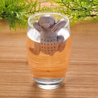 Food Grade Silicone Sloth Tea Filter Spice Leaf Herbal Practical Tea Infusers