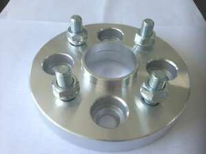 """one wheel adapter 4x100mm to 4x100mm CB 56.1mm thickness 1.25"""" 