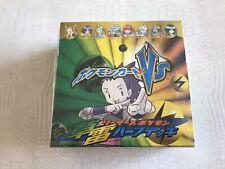 Pokemon VS Grass Lightning 1st Edition Booster Box Sealed Japanese VS Series