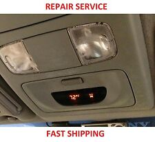 Toyota Tacoma Sienna Sequoia Tundra Overhead Compass REPAIR SERVICE