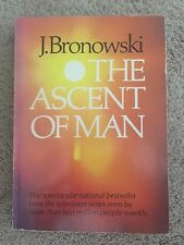 The Ascent of Man By : J. Bronowski  (1973, Paperback)  (3996)