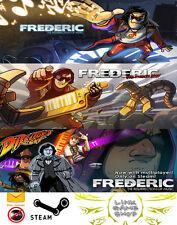 Frederic: Resurrection of Music + Evil Strikes Back + Director's CutPC STEAM KEY