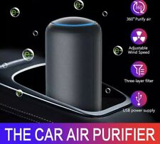 Car air cleaner Sterilization Ionizer Purifiers Smoke Formaldehyde Usb Charging