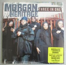 SEALED 2003 MORGAN HERITAGE - THREE IN ONE LP VP RECORDS VPRL 1656 REGGAE HYPE