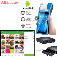 All in one Pos Point of Sale System Combo Kit Retail Store Cash drawer Resto