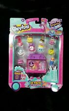 Shopkins Season 8 World Vacation Boarding to Europe  12-Pack NEW
