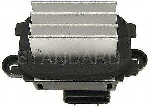 Blower Motor Resistor Standard Motor Products RU573