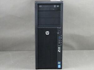 HP Z420 Xeon E5-1620 v2 @3,7GHz 64GB RAM 256 SSD 1TB HDD Quadro K4000
