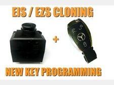 MERCEDES W209 EZS DATA CLONING EIS DATA CLONING  + NEW KEY PROGRAMMING INCLUDED