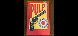 Pulp by Charles Bukowski (Paperback)