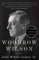 Woodrow Wilson: A Biography, Cooper Jr., John Milton, Acceptable Book