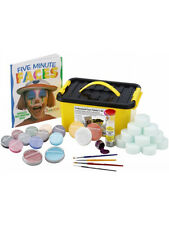 Snazaroo Professional Face Painters Painting Kit 1500+ Faces Carnival Play