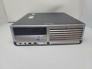 Hp Compaq dc5100 SFF Pentium 4HT 512mb ram Please Read Description!!!