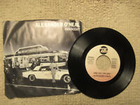 ALEXANDER O'NEAL  INNOCENT /ARE YOU THE ONE picture sleeve  45