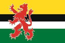 Fahne Flagge Geertruidenberg (Niederlande) 20 x 30 cm Bootsflagge Premium