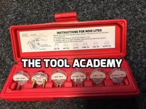 (SBS) Sale Noid Light Tester Tool 6 Pce Fuel Injector Tester Fault Finder