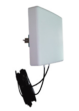 Antenne 4G 5G MIMO Directionnelle 700-2600Mhz B525 E5186 B315 2x10m Huawei Asus