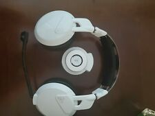 Turtle Beach Elite Pro 2 White Headband Gaming Headset for Xbox One-USED ONCE