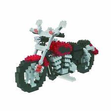 Nanoblock Motocicleta (440 Piezas) Mini Ladrillos Puzzle Gran Regalo