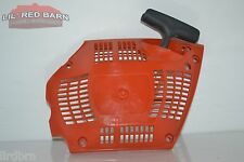 HUSQVARNA 455, 455 RANCHER, 460 STARTER COVER REPLACE PART # 537284201, NEW