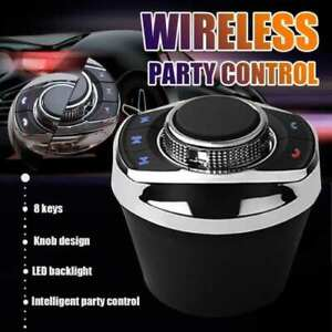 Smart Car Wireless Steering Wheel Control Button For Car DVD With a backlight