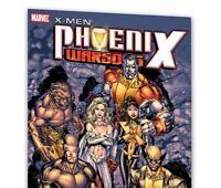 X-Men: Phoenix Warsong by Greg Pak & Top Cow Artists 2007, HC Marvel OOP