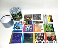 CAN /JAPAN Mini LP CD x 8 titles + PROMO OBI + Sleeve + Mini Sticker + PROMO BOX