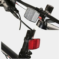 Cycle Bike Bicycle Reflector Light Rear Front Reflective Strips Stick Supplies