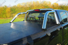 Ford Ranger T6 12on Soft Roll Up Tonneau Cover Fits With Genuine Ford Roll Bar