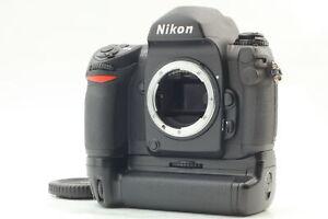 [MINT] SN:0027XXX Nikon F6 Late Model 35mm SLR film camera body MB-40 From JAPAN