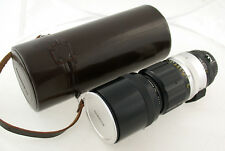NIKON Nikkor-P 4,5/300 300 300mm F4,5 mint fast neu complete Nippon Kogaku 1.Ver