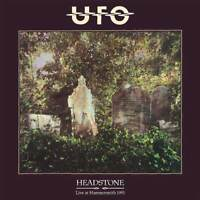 UFO - Headstone, Live at Hammersmith Odeon 1983 (NEW CD)