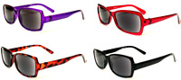 Sunglasses for Reading Women's Fashion Eyewear Pick Color Strength 1.00 to 3.50