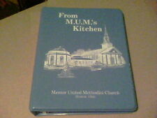 1989 From M.U.M's Kitchen by Mentor United Methodist Church, Mentor, Ohio s27