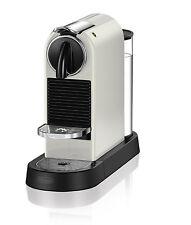 New. Nespresso CitiZ Espresso Machine by De'Longhi,  White