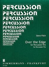 Steve Fitch - Over the Edge für Percussion-Trio