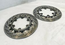 BMW K1100LT R1100RT R1100RS OEM Left/Right Front Wheel Disc Brake Rotors 4.8mm