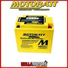 MBTX12U BATTERIA MOTOBATT YTX12-BS AGM E06023 YTX12BS MOTO SCOOTER QUAD CROSS