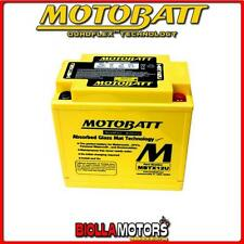 MBTX12U BATTERIA MOTOBATT YTX14-BS AGM E06023 YTX14BS MOTO SCOOTER QUAD CROSS