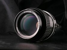 Nikon/Nikkor 105mm f2.5 (105/2.5) AI, fits Sony/Canon/Olympus
