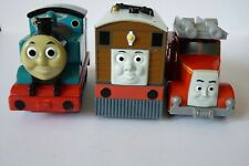 Thomas, Toby & Flynn. All Talk with Sounds (with batteries). Push Along