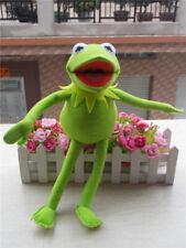 "Disney Kermit Sesame Street Muppets Kermit the Frog Toy Plush Doll 16"""