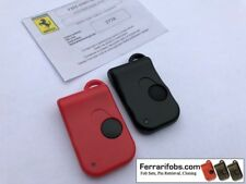 Set of 2 new matching Ferrari remote key fobs with PIN number