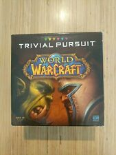 World Of Warcraft Trivial Pursuit Board Game